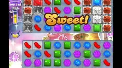 Candy Crush Saga Dreamworld Level 199 No Booster 3 Stars