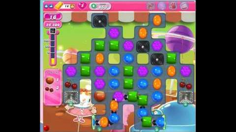 Candy Crush Saga Level 853 No Boosters