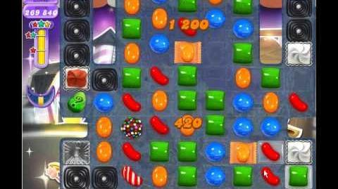 Candy Crush Saga Dreamworld Level 241 (3 Stars)-0
