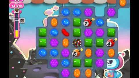 Candy Crush Level 97 - 3 stars - No boosters