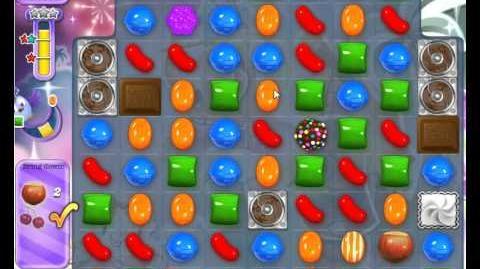 Candy Crush Saga Dreamworld Level 187 (Traumwelt)