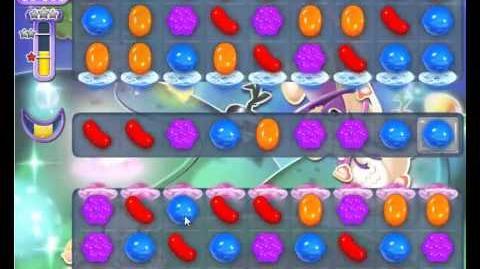 Candy Crush Saga Dreamworld Level 77 (Traumwelt)