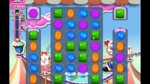 Candy Crush Saga Level 183 Tips & Tricks - Walkthrough 3 Stars 122K
