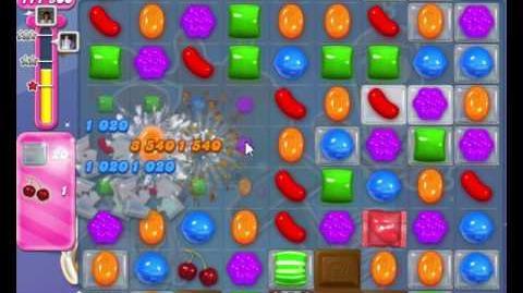 Candy Crush Saga LEVEL 2376 NO BOOSTERS