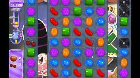 Candy Crush Saga Dreamworld Level 383-0