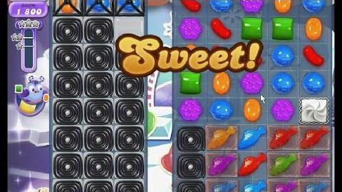 Candy Crush Saga Dreamworld Level 250 - 3 Stars NB