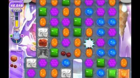 Candy Crush Saga Dreamworld Level 510 (3 star, No boosters)