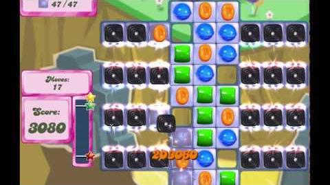 Candy Crush Saga Level 2589 NO BOOSTERS (new version)