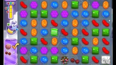 Candy Crush Saga Dreamworld Level 255 (Traumwelt)