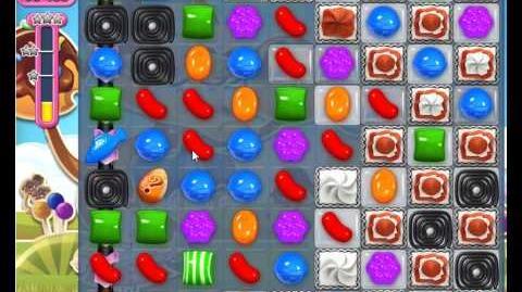 Candy Crush Saga Level 540