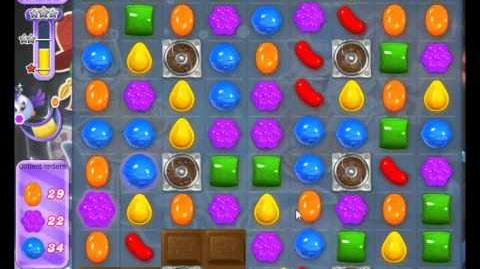 Candy Crush Saga Dreamworld Level 319 (Traumwelt)