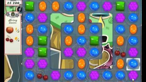 Candy Crush Saga Level 34