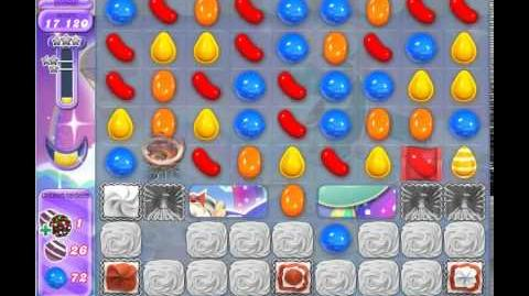 Candy Crush Saga Dreamworld Level 438