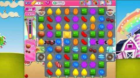 Candy Crush Saga Level 895 No Boosters