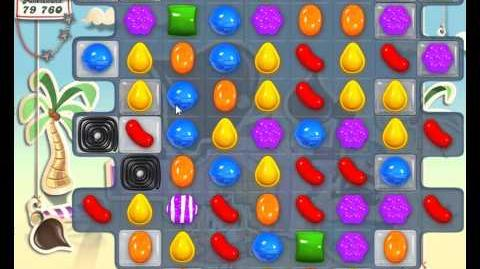 Candy Crush Saga Level 125