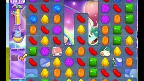 Candy Crush Saga - DreamWorld level 427 (No Boosters)
