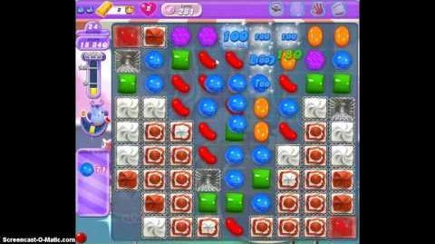 Candy Crush Saga Dreamworld 281 Walkthrough No Booster