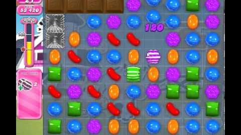 Candy Crush Saga Level 232 - 3 Star - no boosters