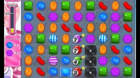 Candy Crush Saga Level 489