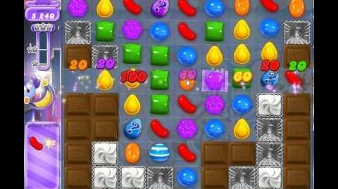 Candy Crush Dreamworld Saga level 448 (★★★ no booster)