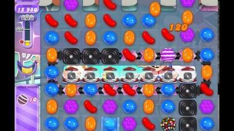 Candy Crush Saga Dreamworld Level 599 (No booster)