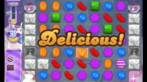 Candy Crush Saga Dreamworld Level 360 (Traumwelt)