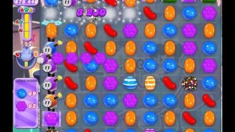 Candy Crush Saga Dreamworld Level 555 (Traumwelt)