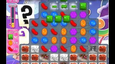 Candy Crush Saga Level 662