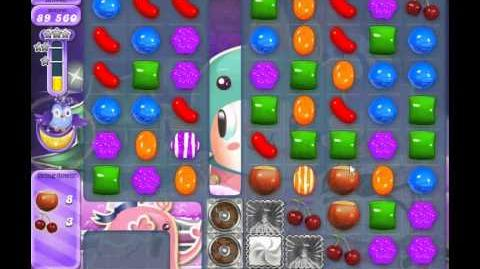 Candy Crush Saga Dreamworld Level 376 (3 star, No boosters)
