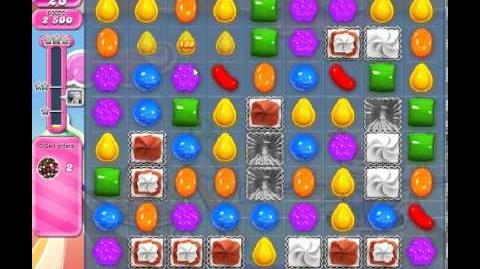 Candy Crush Saga Level 176 - 2 Star - no boosters