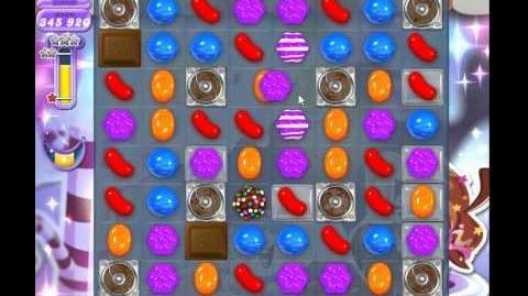 Candy Crush Saga Dreamworld Level 486(No booster, 3 Stars)