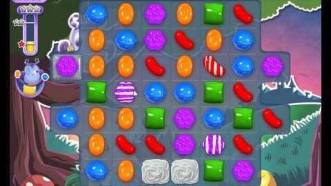 Candy Crush Saga Dreamworld Level 9 (Traumland)