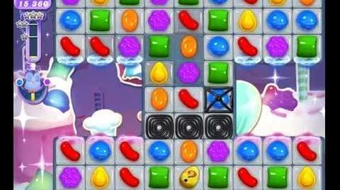 Candy Crush Level 351 (Dreamworld) Odus