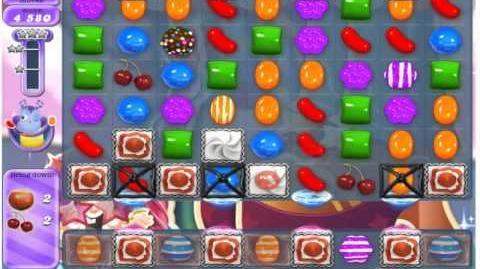 Candy Crush Dreamworld Level 288 Walkthrough Video & Cheats