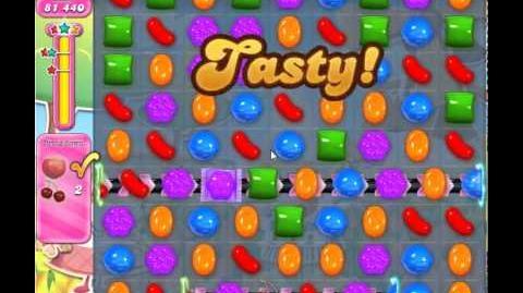 Candy Crush Saga Level 592