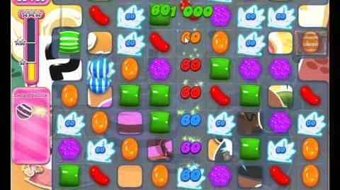 Candy crush saga - level 686 - 3 stars no booster used
