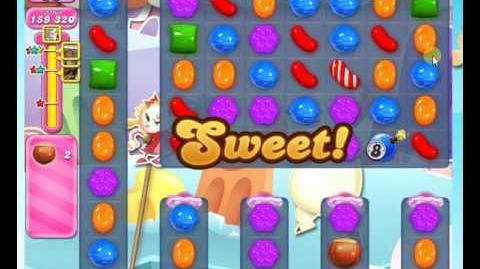 Candy Crush Saga Level 2458