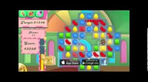 Candy Crush Saga TV Commercial