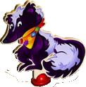 Skunk character before