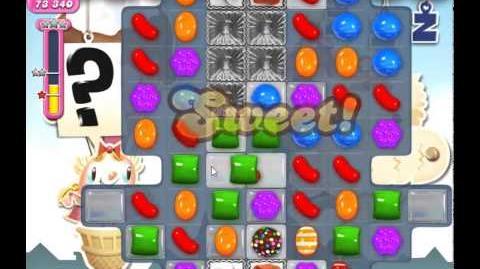 Candy Crush Saga Level 697