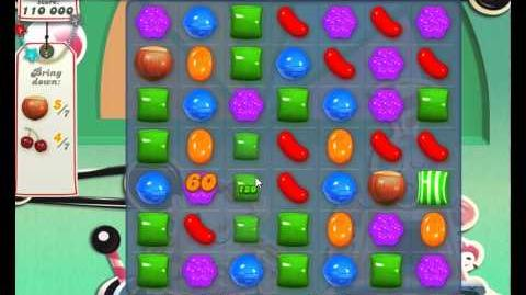 Candy Crush Saga Level 15 (BETA-LEVEL)