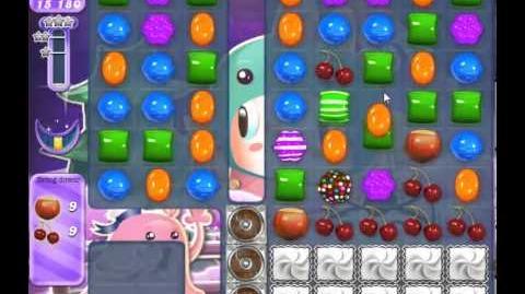 Candy Crush Saga Dreamworld Level 376 (Traumwelt)