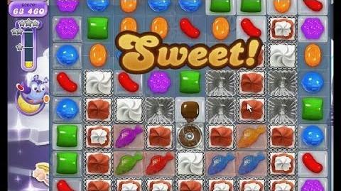 Candy Crush Saga Dreamworld Level 260 - 3 Stars NB