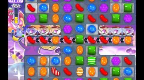 Candy Crush Saga Dreamworld Level 538 (Traumwelt)