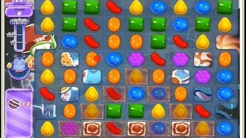 Candy Crush Level 313 (Dreamworld) Odus