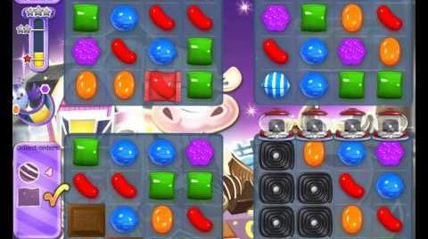 Candy Crush Saga Dreamworld Level 243 (2 Stars)