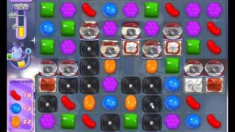 Candy Crush Saga Dreamworld Level 216 (Traumwelt)