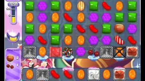 Candy Crush Saga Dreamworld Level 288 (Traumwelt)