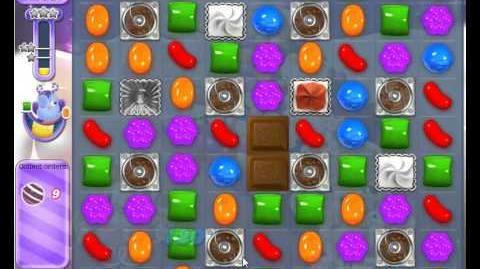Candy Crush Saga Dreamworld Level 166 (Traumwelt)