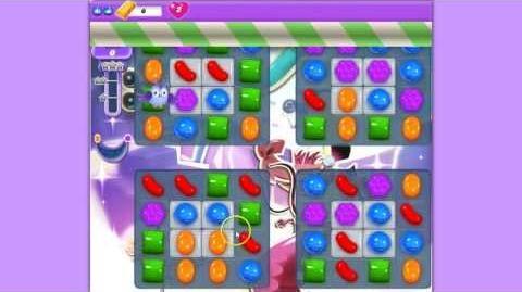 Candy Crush Saga DreamWorld level 33 3 stars